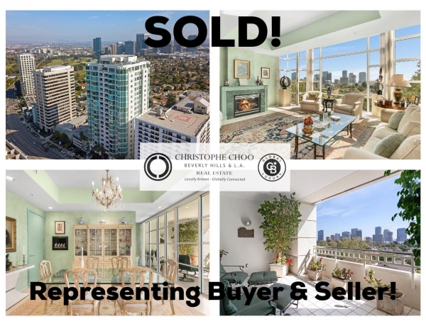 SOLD Representing Both Buyer and Seller!