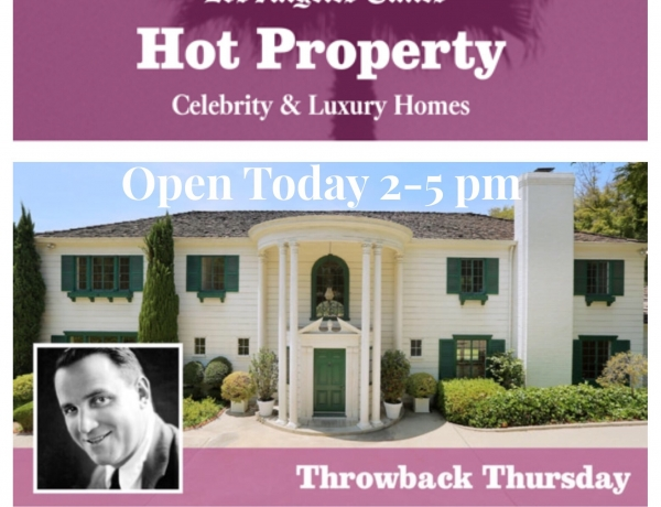 Open House in Holmby Hills