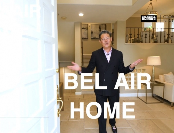 Join me on a tour of 11813 Gwynne Ln in the Guard Gated Community of Bel-Air Crest | Christophe Choo